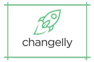 Changelly logo dash