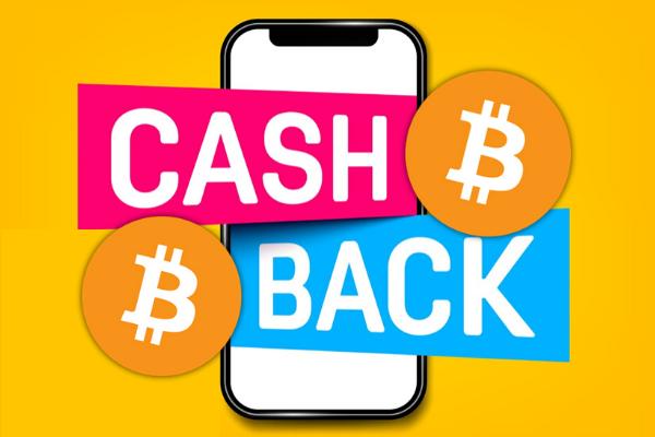 bitcoin cashback