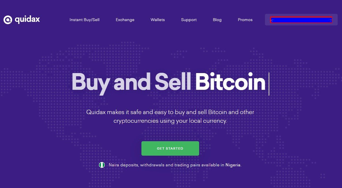 quidax review exchange interface
