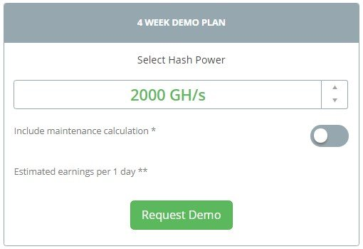 Hashing 24 demo plan