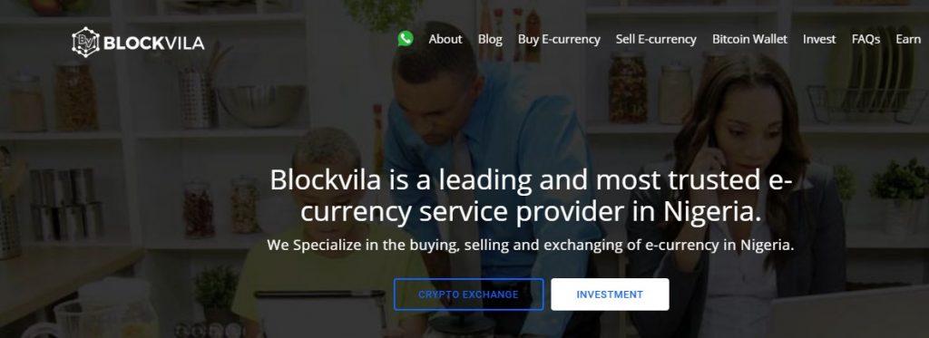 Blockvila Review- Is it Nigerians No 1 BTC broker