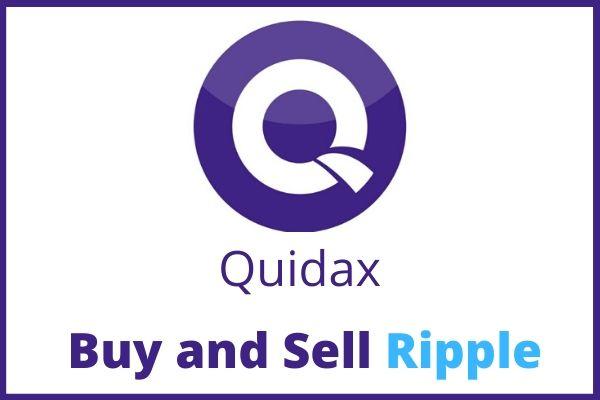 Quidax XRP