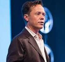 Brock Pierce; Crypto Influencer on Twitter