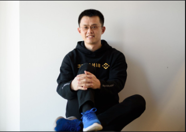 Changpeng Zhao; Crypto influencer on Twitter
