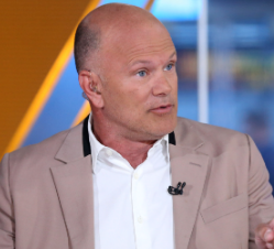 Michael Novogratz Crypto Influencer on Twiitter