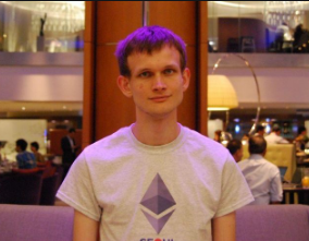 Vitalik Buterin; Crypto influencer on Twitter
